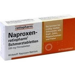 NAPROXEN RATIO SCHMERZTABL